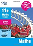 img - for Maths: Targeted Practice (Letts 11+ Success) by Val Mitchell (2012-04-02) book / textbook / text book