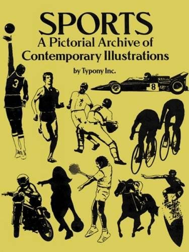 Sports: A Pictorial Archive of Contemporary Illustrations pdf