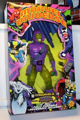 Marvel Universe Green Goblin 10in Action Figure by (Marvel Universe Green)