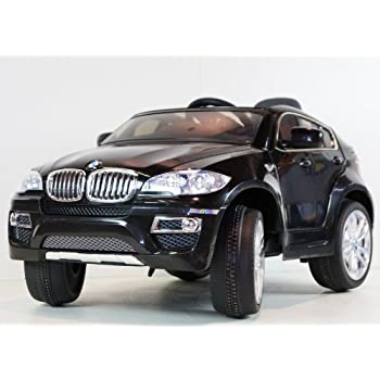 remote control motorized kids ride on bmw x6 carride on electric car