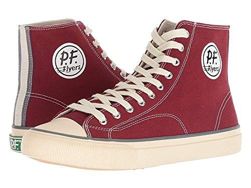 PF Flyers All American Hi Red ()