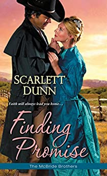 Finding Promise (The McBride Brothers) by [Dunn, Scarlett]