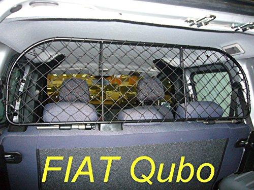 Headrest Mesh Dog Guard Peugeot 1007 05-09