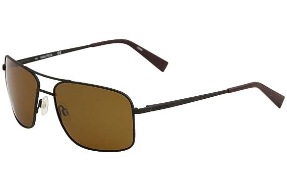 d38f079386 Amazon.com  Nautica Men s N5115S-005 Polarized Sunglasses