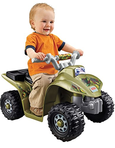 Power Wheels Lil Quad, Camo