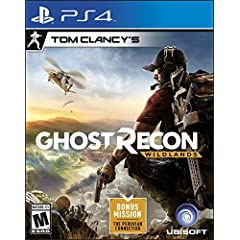 Ubisoft Tom Clancy's Ghost Recon Wildlands - Open Beta on PS4, Xbox One, and PC