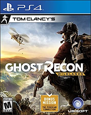 Tom Clancy's Ghost Recon Wildlands - Pre-load - PS4 [Digital Code]