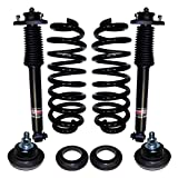 2001 bmw x5 rear shocks - Suncore 250BW-30-R-KIT Air Suspension Conversion Kit Incl. Rear Coil Springs And Gas Shocks Air Suspension Conversion Kit