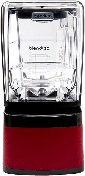 Blendtec Professional 800 Blender with Wildside+ (Red)