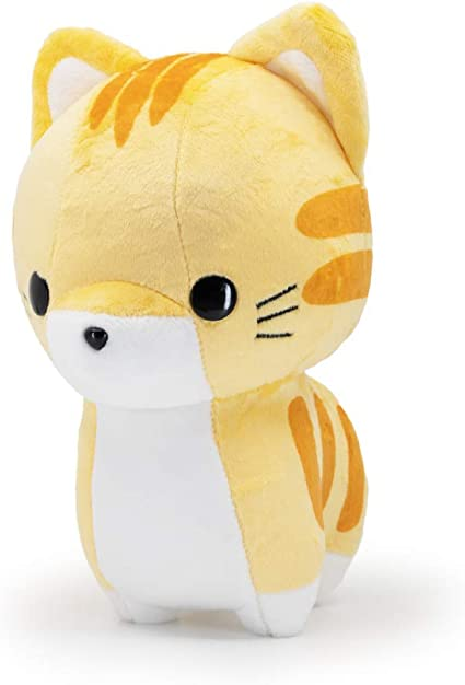 Giant Shark Plush, Amazon Com Bellzi Tabby Cat Cute Stuffed Animal Plush Toy Adorable Soft Orange And White Cat Toy Plushies And Gifts Perfect Present For Kids Babies Toddlers Tabbi Toys Games