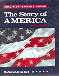 The story of America: Beginnings to 1914