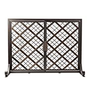 McCormick Celtic Fireplace Screen, Small...