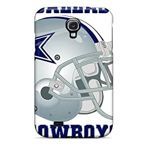 New Style Burrisoutdoor98 Dallas Cowboys Premium Tpu Covers Cases For Galaxy S4 Black Friday
