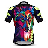 weimo Cycling Jersey Men's Short Sleeve Biking Shirts