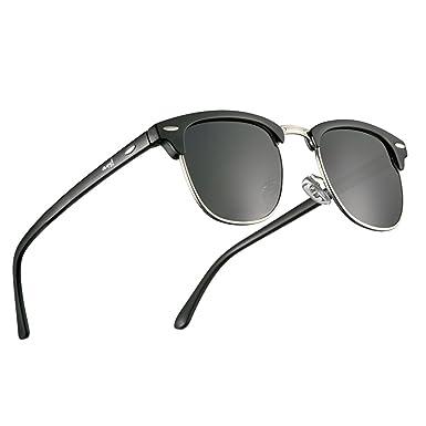 Claps!! Worldly-Line - Black & Black - Gafas de sol ...