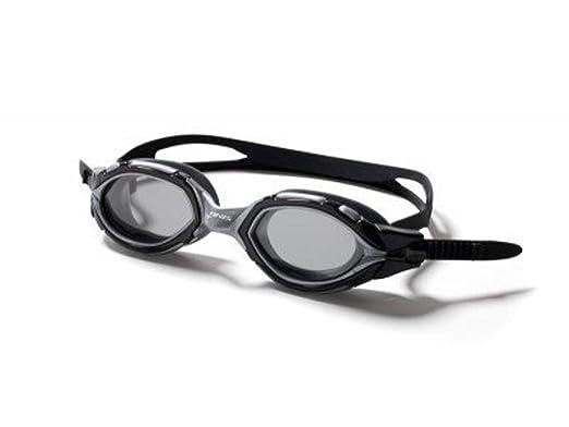Finis Swim Goggles Surge Polarized Gafas de natación polarizadas, Unisex, Negro, Cero