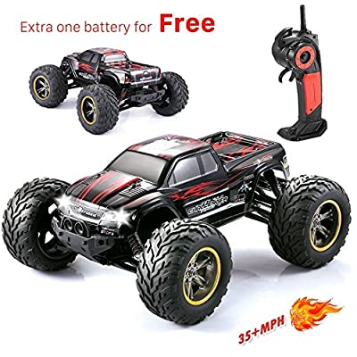 GP - NextX S911 1/12 2WD 35+MPH High Speed Remote Control Off Road Monster Truck