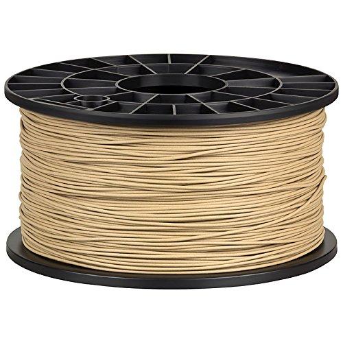 NuNus WOOD/BOIS Filament 0.8kg sur Bobine pour imprimante 3D