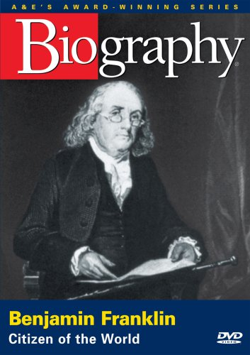 Amazon.com: Biography: Benjamin Franklin - Citizen of the World ...