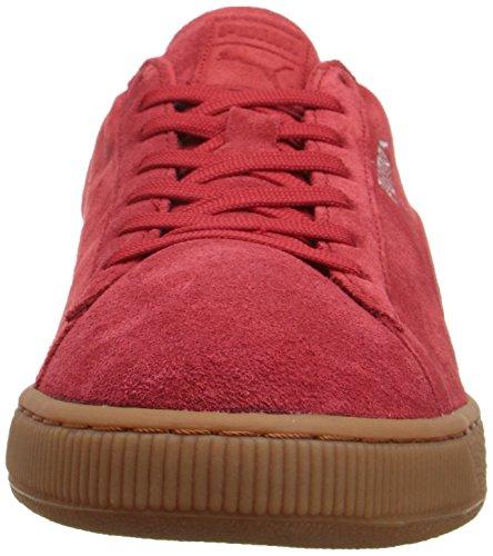 cross High Mid trainer Puma Red Eskiva Gum textu scarpe Risk Yx1nqgSwq