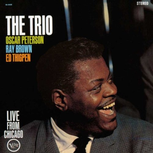 Trio: Live From Chicago by Universal Japan