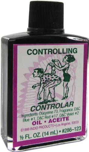 Indio Products Controlling Oil 1/2 fl. oz.