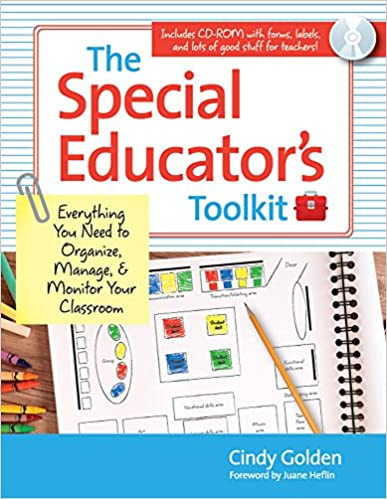 special education teacher toolkit