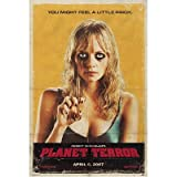 Grindhouse Movie (Planet Terror, Prick) Poster Print