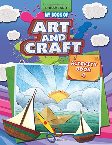 My Book of Art & Craft Part - 4