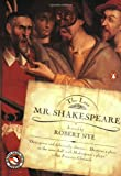 The Late Mr. Shakespeare, Robert Nye, 0140289526