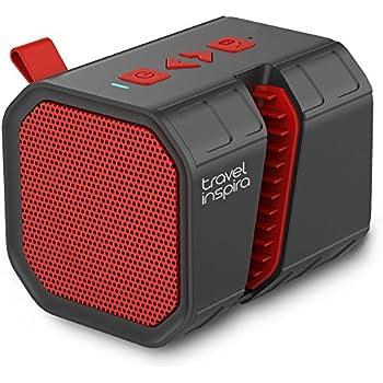 Amazon.com: travel inspira Portable Bluetooth Speaker