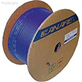 L-4CFB RG59 HD-SDI Coaxial Cable - 984' (Blue) - Polebright update