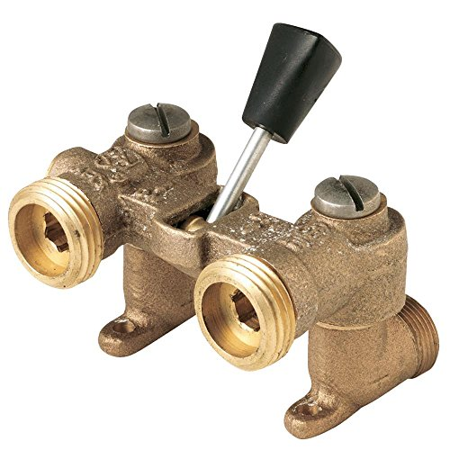 Watts Water Technologies DP2-M2 Washing Machine Shut-Off Valve With Ball-Type ()