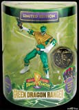 SDCC 2013 Bandai Exclusive Limited Edition Mighty Morphin Green Dragon Ranger