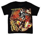 Iron N Steel -- Iron Man 3 Movie Juvenile T-Shirt, Juvenile Medium (5/6)