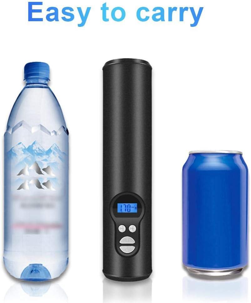 Gonfiatore Pompa Per Aria Pompa Per Bici Elettrica Pneumatico Per Auto Pneumatico Per Gonfiatore Per Pompe A Batteria Compressore Digitale Compressore Daria Portatile Mini Pneumatico