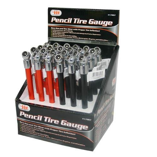 IIT 17007 Pencil Tire Gauge