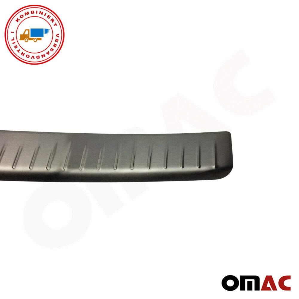 protezione paraurti per T5 Multivan 2003 Listelli di protezione per porte in acciaio inox spazzolato cromato 2015
