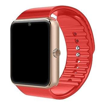 Relojes Inteligentes Smart Watch Gt08 Plus Metal Correa ...