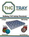 THC Tray 100 Cavities