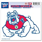 Wincraft NCAA Fresno State University Multi-Use Colored Decal, 5'' x 6''