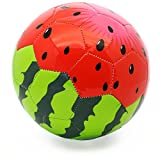 picador Cute Cartoon Design Soccer Ball Size 3 for Kids (Watermelon)