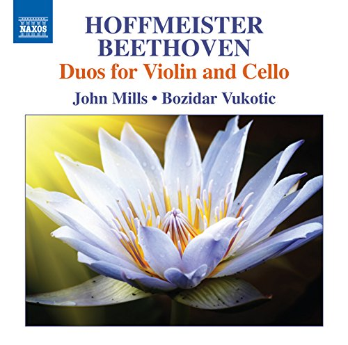 Hoffmeister & Beethoven: Duos for Violin & ()