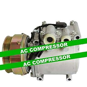 GOWE automático AC Compresor msc90 C para coche Mitsubishi Lancer akc200 a203b akc200 a203 C mn185233 mr513358: Amazon.es: Bricolaje y herramientas