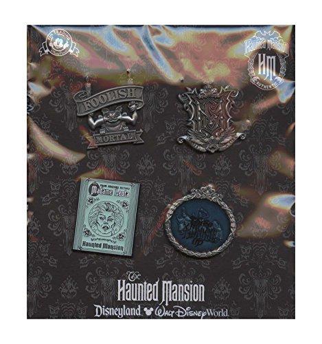 Disney Pin Haunted Mansion Booster Set 103159