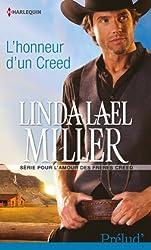 L'honneur d'un Creed : T2 - Pour l'amour des frères Creed (Pour l'amour des frères Creed)