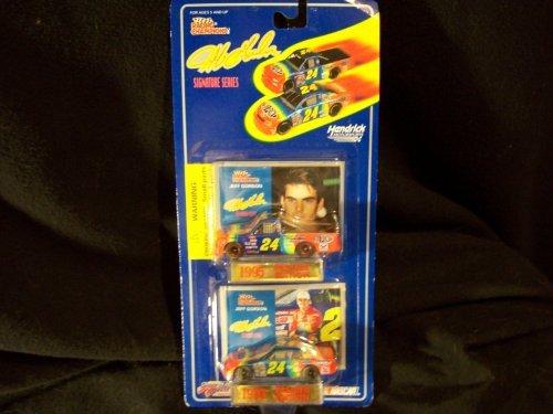 (Jeff Gordon 1995 Racing Champions Premier Edition Nascar Car & Truck Dupont Hendrick)