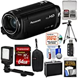 Best high zoom camcorder - Panasonic HC-W580 Twin Wi-Fi HD Video Camera Camcorder Review