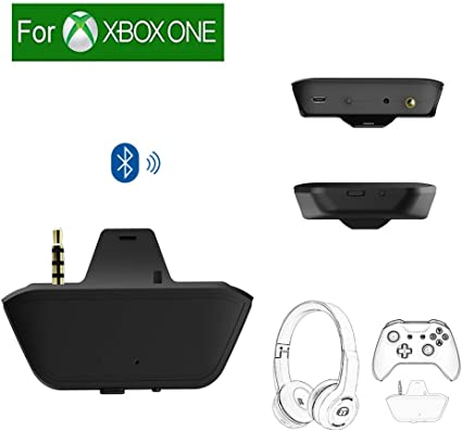 Amazon Com Uberwith Bluetooth Xbox One Transmitter Dongle Stereo Headset Audio Adapter For Xbox One X S Controller Compatible With Wireless Headset Headphone Speakers Low Latency Not Support Airpods Computers Accessories