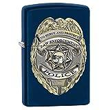 Zippo Police Badge